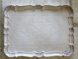 DECOR BAROQUE TRAY L