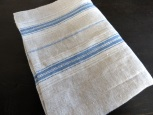 Lithuania Kitchen Towel Blue